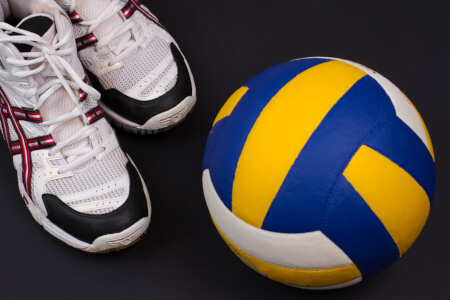 best men's volleyball shoes