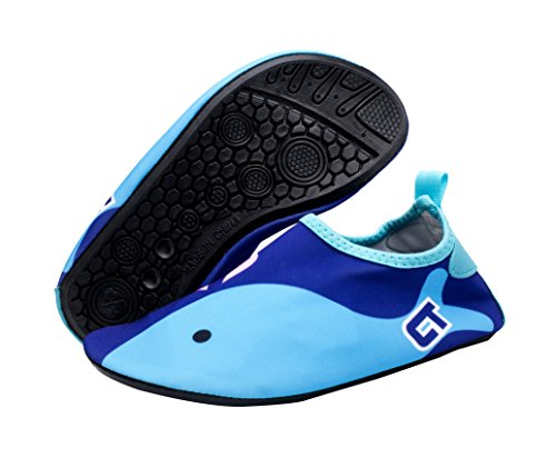 JIASUQI Baby Swim Water Skin Shoes