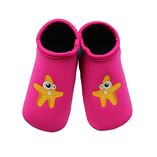 SUIEK Baby Boys Girls Water Shoes