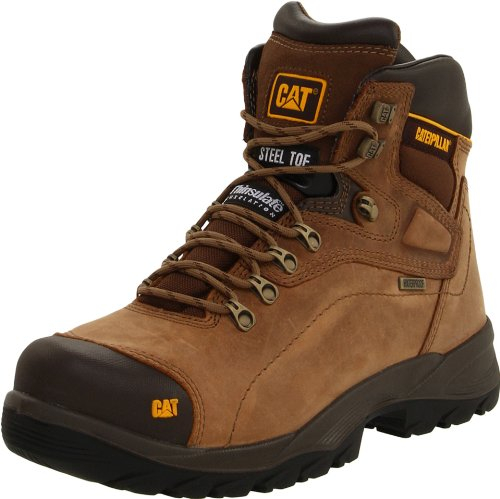 Caterpillar Men's Waterproof Work Boot