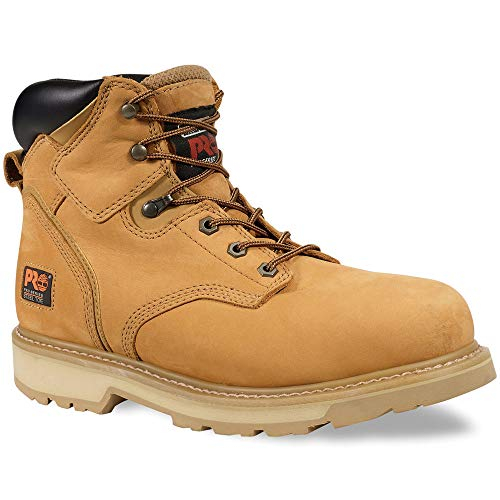 Timberland PRO Men's 6″ Pit Boss Soft Toe Boot